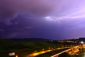 The mother of all lightnings - A Mae de todos os raios!