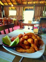 Camarão frito!!! Fried Shrimp!!!